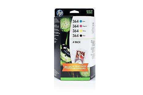 Hewlett-packard hP photoSmart premium series 410 b (364/j3M82AE)-original-multiPack cartouche d'encre-noir, cyan, magenta, jaune)
