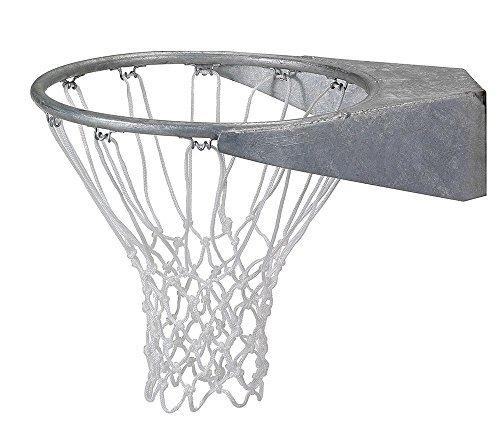 Schiavi Sport - ART 2507, Canestri Basket Fissi Zincati A Caldo, A Paio [Assortito]