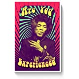 PosterGuy Poster - Are You Experienced | Jimi Hendrix The Jimi Hendrix Experience, Jimi Hendrix, Guitar , Music...