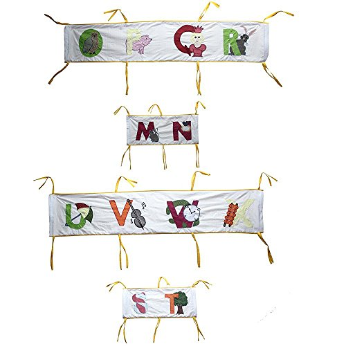 Patch Magic Abc Bumper Cover