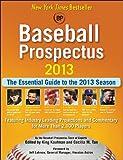 Baseball Prospectus Baseball Prospectus 2013