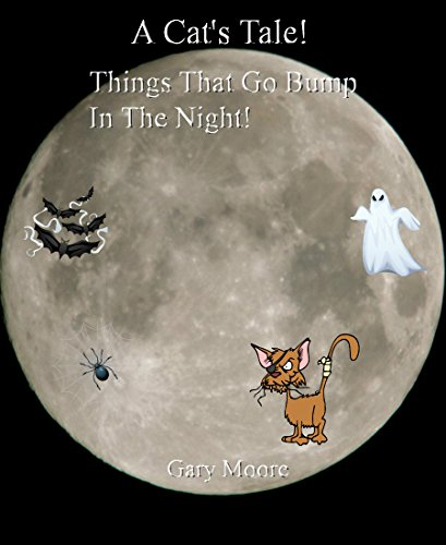 Gary Moore - A Cat's Tale!: Things That Go Bump In The Night!