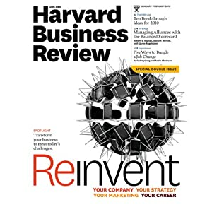 Harvard Business Review, January/February 2010 | [Harvard Business Review]