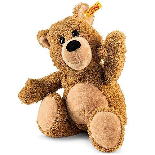 Steiff 022142 - Teddybär Mr. Honey, Plüschtier,