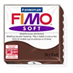 Staedtler Fimo Soft Chocolate (75) Ov...