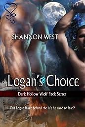 Logan's Choice (Dark Hollow Wolf Pack 3)