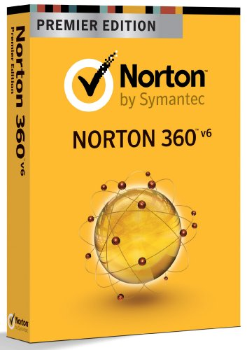 Norton 360 Premier v6.0, 1 User, 3 PCs 1 Year Subscription (PC)