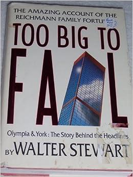 Too Big to Fail (book)