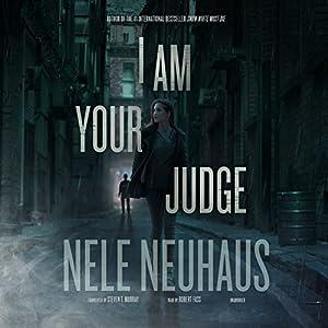 I Am Your Judge Audiobook