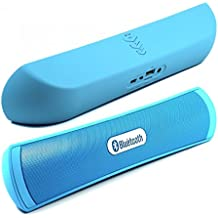 Byond B67 compatible Wireless Bluetooth Compatible Certified Portable HiFi wireless Bluetooth Pill Speaker TF Card MP3 Player Mobile Phone Handsfree Mic Stereo Audio mini Speaker Supported Devices by MOBIMINT