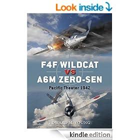 F4F Wildcat vs A6M Zero-sen: Pacific Theater 1942 (Duel)
