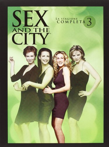 Sex and the city Stagione 03 [3 DVDs] [IT Import]