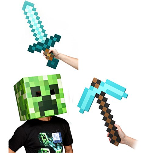 how to make a minecraft creeper head