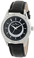 Lucien Piccard Women's LP-12721-01 Staz Analog Display Quartz Black Watch from Lucien Piccard