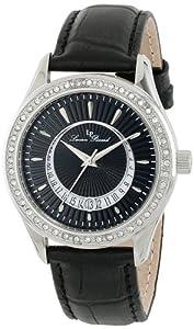Lucien Piccard Women's LP-12721-01 Staz Analog Display Quartz Black Watch from Lucien Piccard