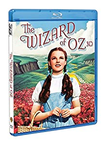 The Wizard of Oz - 75th Anniversary Edition [Blu-ray 3D + Blu-ray]