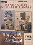 img - for Country Shapes in Plastic Canvas (Plastic Canvas) book / textbook / text book