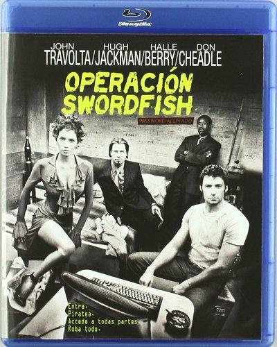 Operacion Swordfish [Blu-ray]