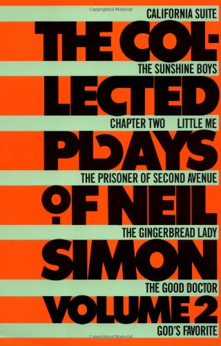 The Collected Plays of Neil Simon: Vol 2 (Plume)