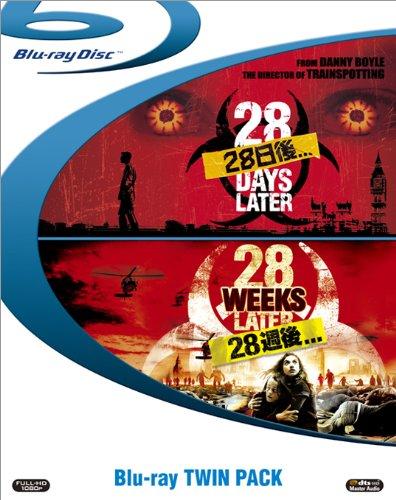 「28日後...」+「28週後...」(初回生産限定) [Blu-ray]
