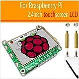 ANBE Raspberry Pi 3B/2B/B+/A+多対応 2.4インチ タッチスクリーン 2.4インチ ディスプレイ タッチパネル+タッチペン