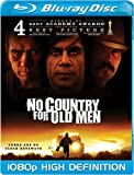 Cover art for  No Country for Old Men [Blu-ray]