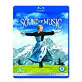 The Sound of Music 45th Anniversary Edition [Blu-ray] [1965] [Region Free]by Julie Andrews