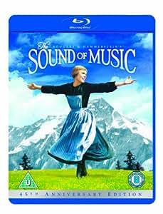 The Sound of Music 45th Anniversary Edition [Blu-ray] [1965] [Region Free]