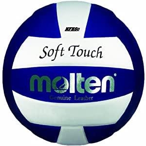 Buy Molten Soft Touch Volleyball by Molten