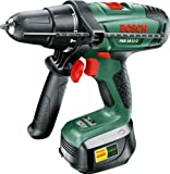 Bosch Psb 18 Li-2 Power4All Cordless Hammer Drill With Two Batteries, Charger And 51 Accessories