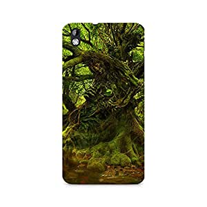 Mobicture Nature Abstract Premium Designer Mobile Back Case Cover For HTC Desire 816