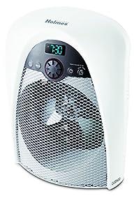 Holmes Digital Bathroom Heater Fan wi…
