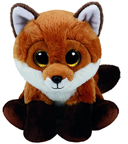 Ty Beanie Babies Fay - Brown Fox (Big Beanie Babies compare prices)