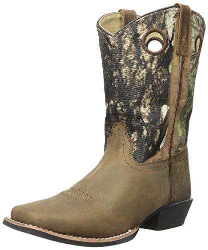 Smoky Mountain Child's MESA Square Toe Boot 9R Brown