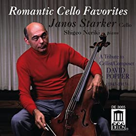 Popper, D.: Cello Music (Romantic Cello Favorites)
