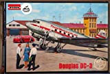Roden Models 1/144 Douglas DC-3 Trans World Airlines