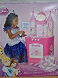 Disney Princess Magical Kitchen With Bubbling and Sizzling Sound Effects and Accessories Included