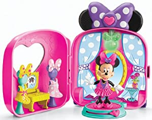 Minnie Mouse Minnie's Fashion On-the-Go Bow-Tique