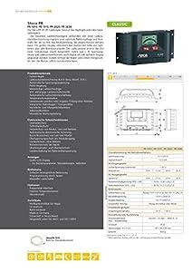 Steca Solar-Laderegler PR 3030 Last-Strom 30 A from Steca PR 3030