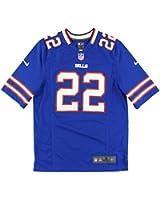 Nike Mens NFL Buffalo Bills Fred Jackson Replica Jersey Blue