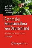 img - for Rothmaler, Exkursionsflora von Deutschland: Gef  pflanzen: Kritischer Band (German Edition) book / textbook / text book