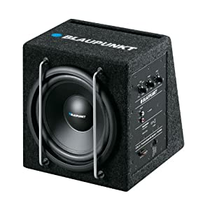 Blaupunkt GTb 8A 150-Watt 8-Inch Preloaded Active Subwoofer System from Blaupunkt