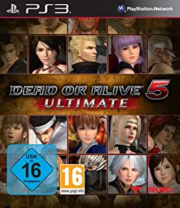 Dead or Alive 5 Ultimate - [PlayStation 3]