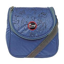 JG Shoppe Sunny11 Blue Lunch Bag