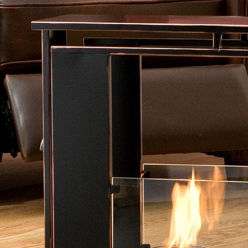 Portable Gel Fuel Indoor/Outdoor Fireplace