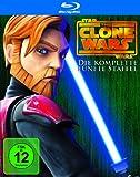 Star Wars - The Clone Wars - Staffel 5 [Blu-ray]