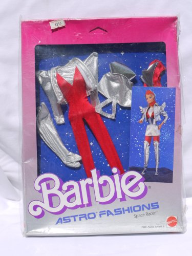 Barbie Astro Fashions Space Racer (1985) (Space 1985 compare prices)