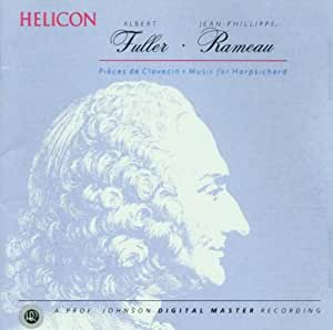 Pieces de Clavecin: Music for Harpsichord
