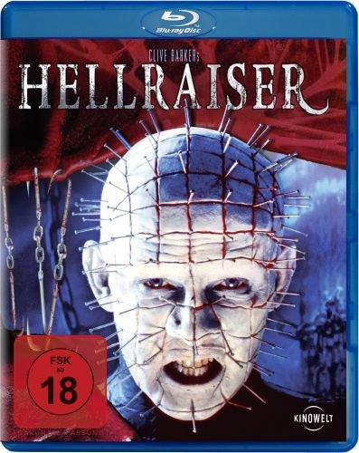 Hellraiser 1 - Gekürzte Fassung [Blu-ray]