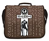 Death Note: Light & Ryuk with Rules Anime Messenger Bag